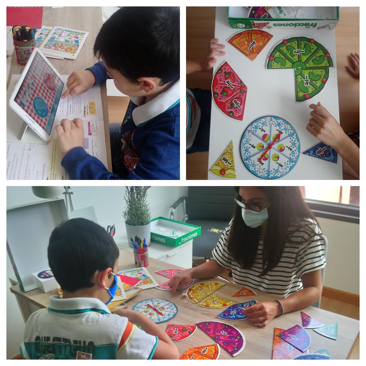 Colaboración diseño de app psicología infantil Sagüés Psicología